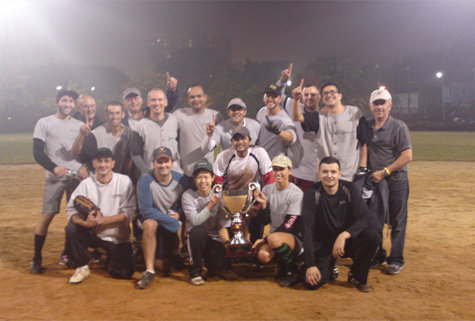Genzyme, 2010 Champions