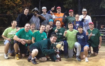 Genzyme Central, 2013 Champions