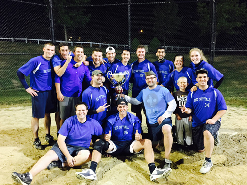 Boston Scientific Blue, 2015 Champions